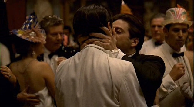 And no, this is not just the gay men, I promise! I have seen old men kiss ...